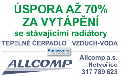 Allcomp - topení PB 05
